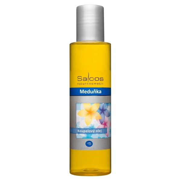 Saloos Bath Oil - Lemon Balm 125ml