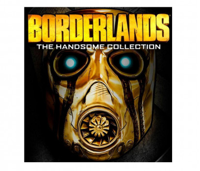 Borderlands: The Handsome Collection Steam Key EUROPE