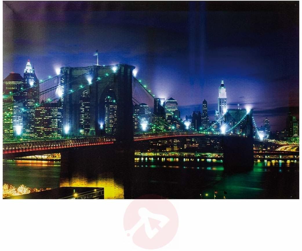 Heitronic Lampka dekoracyjna 34010