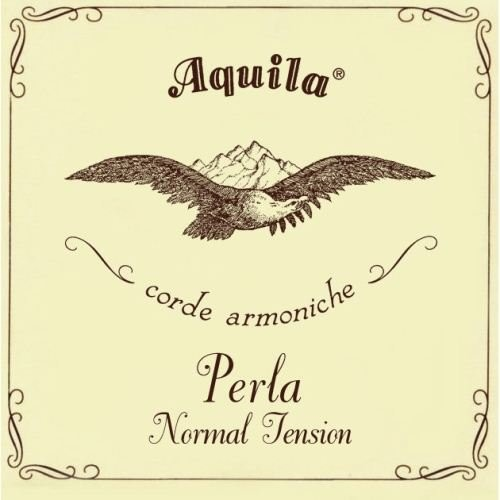 Aquila 37°C Perla Normal Tension, New Nylgut, komplet strun do klasycznych gitara 37C