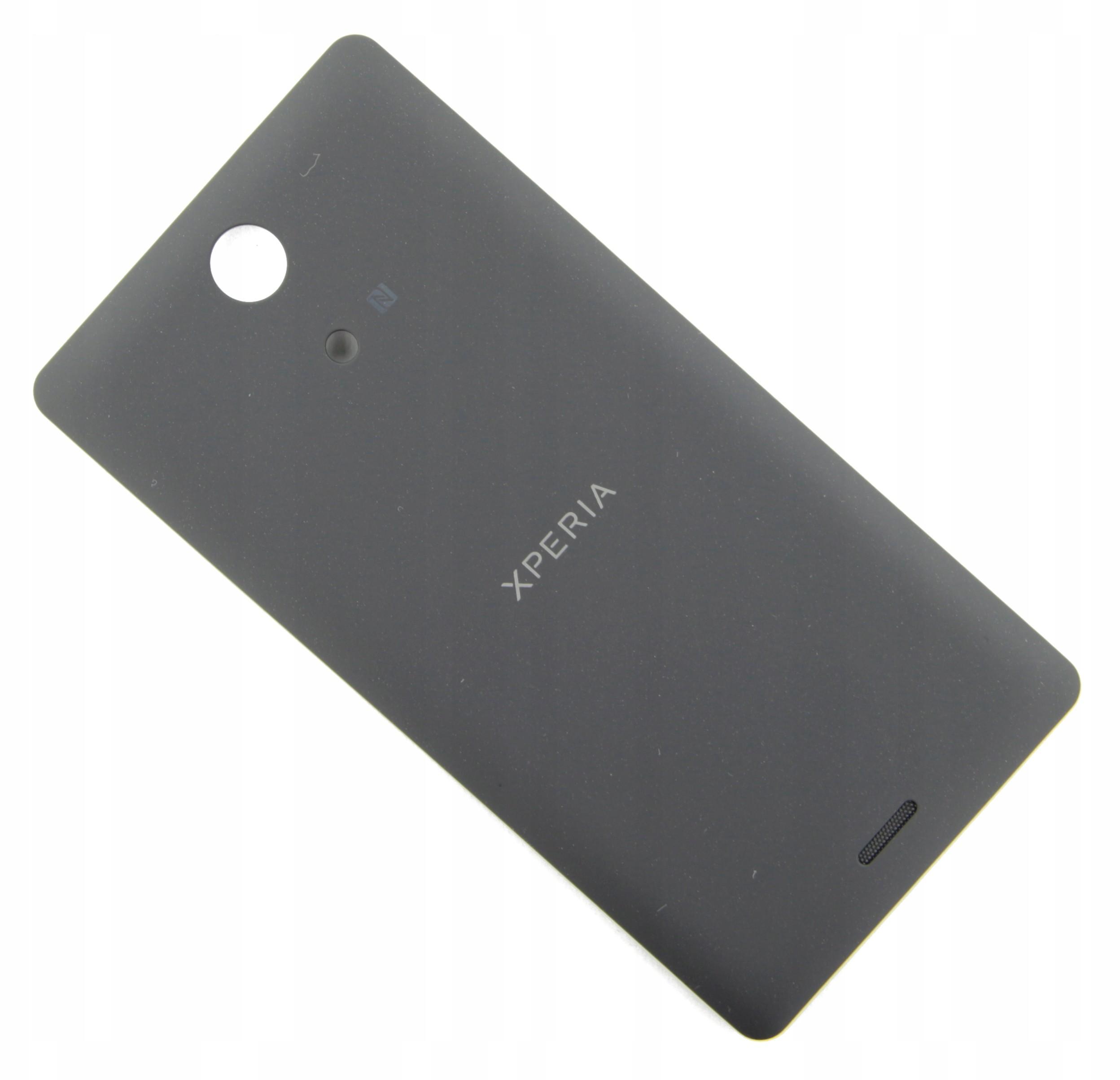 Obudowa Klapka Baterii Xperia Zr C5502 C5503 Black