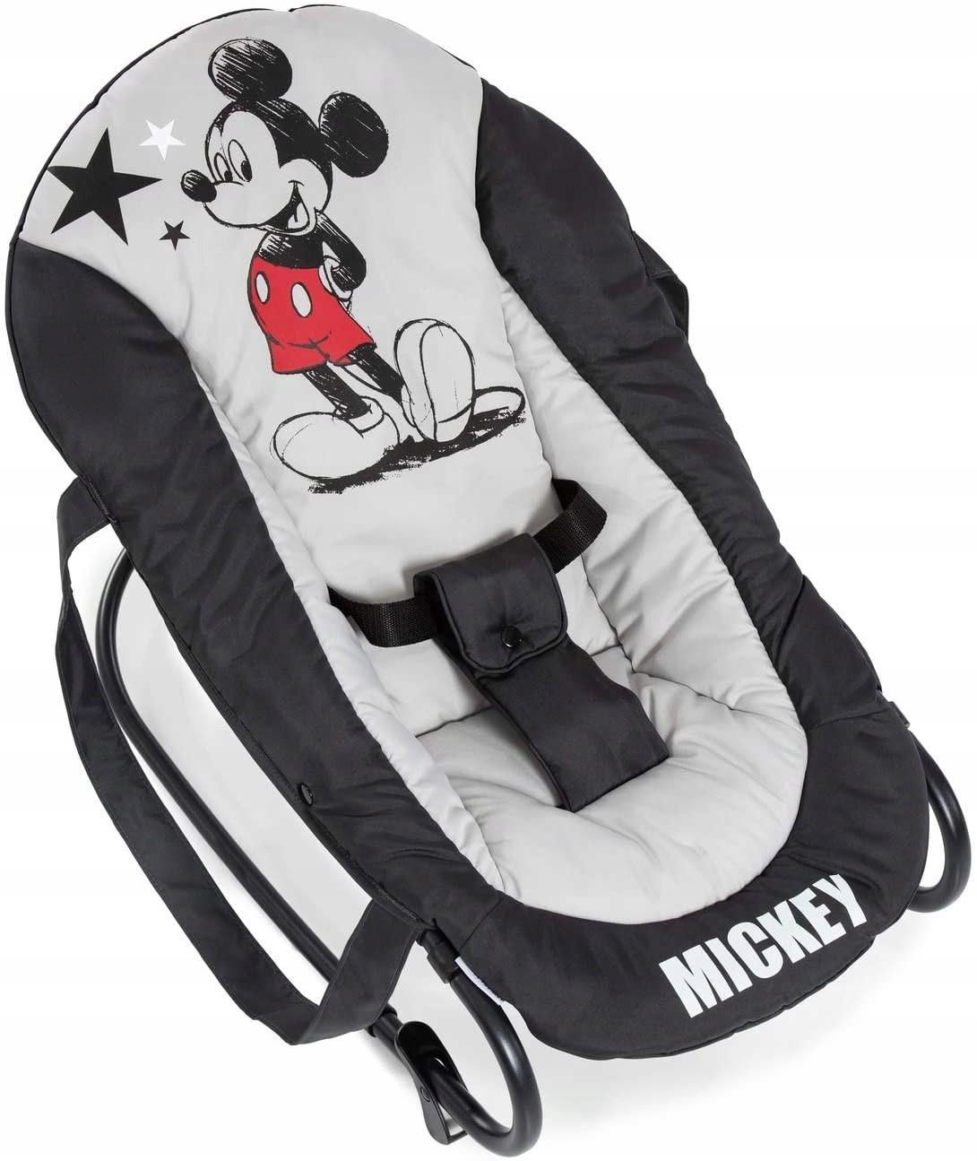 Hauck Leżaczek niemowlęcy Rocky Mickey Disney 0-9