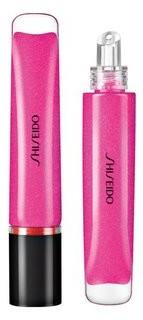 Shiseido Shimmer GelGloss 08 Sumire Magenta błyszczyk do ust z perłowym blaskiem 9 ml