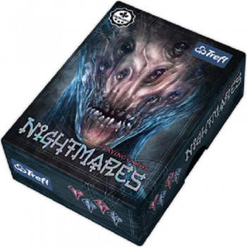 Trefl Karty - Nightmares