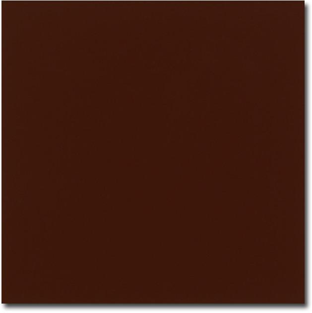 FABRESA Unicolor Chocolate 15x15