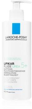 La Roche-Posay Lipikar Fluide Urea 5+ wygładzający i nawilżający fluid do bardzo suchej skóry 400ml