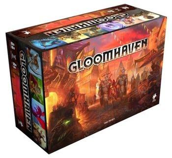 Rebel Gloomhaven