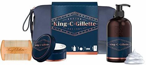 Gillette King C. Zestaw upominkowy