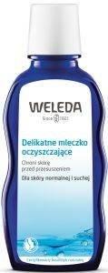 Weleda Delikatne Mleczko Oczyszczające 100ml - Weleda WEL9573