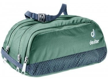 Deuter Kosmetyczka WASH BAG TOUR II kolor zielony