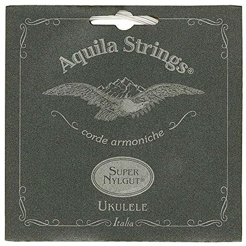 Aquila Super Nylgut Ukulele Strings, Ivory 107U