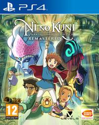 Ni No Kuni Remastered (GRA PS4)