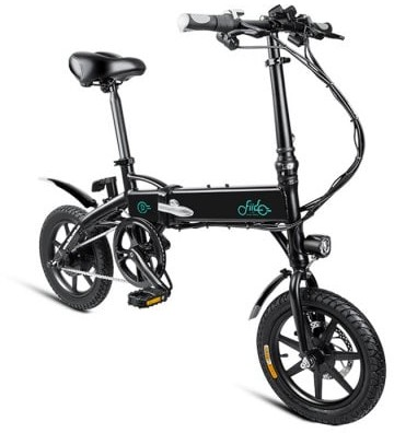 FIIDO D1 Moped Bicycle E-bike