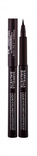 Gabriella Salvete Liquid Eyeliner eyeliner 1,2 ml dla kobiet 02