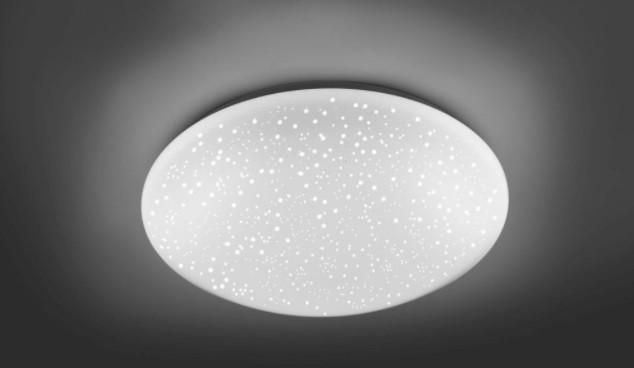 Leuchten Direkt Plafon SKYLER RGBW + PILOT 14242-16 Rabat w koszyku