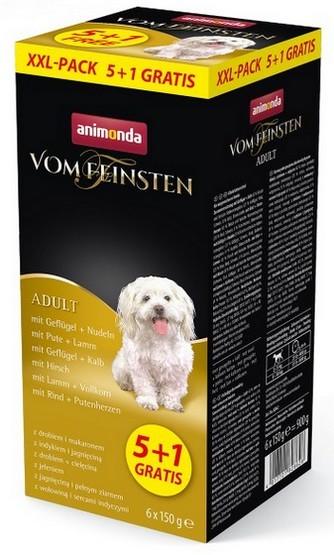 Animonda vom Feinsten vom Feinsten Dog MixPack tacki 6x150g