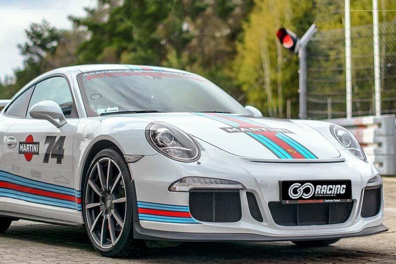 go racing Jazda Porsche 911 GT3 991 : Ilość okrążeń - 4, Tor - Tor Silesia Ring karting - Kamień Śląski , Usiądziesz jako - Kierowca