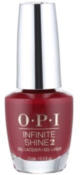 OPI Infinite Shine 2 lakier do paznokci odcień Malaga Wine 15 ml