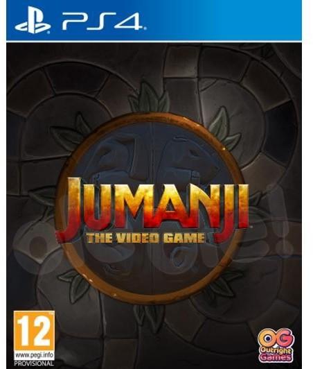 Jumanji: The Video Game (GRA PS4)