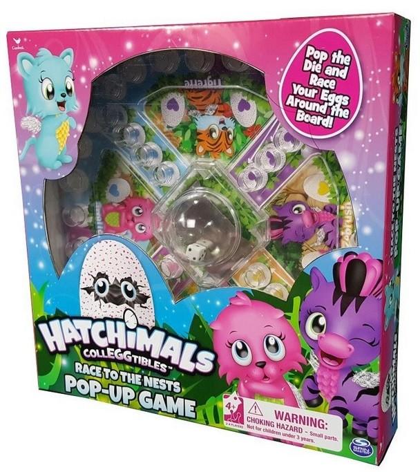 Spin Master Hatchimals Pop Up