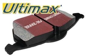 EBC klocki hamulcowe Ultimax - kpl. przód DP1932