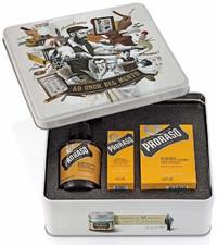 PRORASO Zestaw Prezentowy Wood and Spice w metalowym pudełku 9564