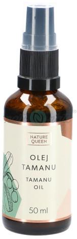 NATURE QUEEN Olej Tamanu, Nature Queen, 50ml