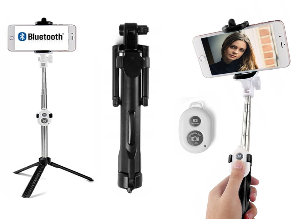 Huawei Kijek Kij Selfi Stick do Mate 10 Pro black