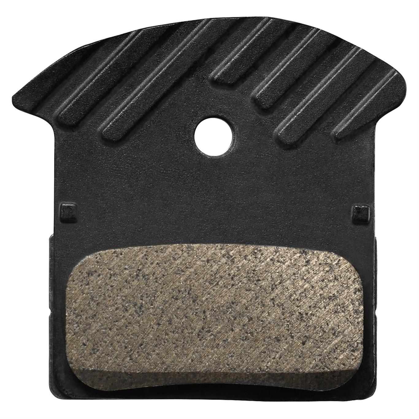 Shimano J04C - Metaliczne Okładziny Do Hamulców Tarczowych (Y8LW98030)
