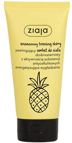 Ziaja Ananasowy Energetyzujący Żel 2w1 żel 7080268