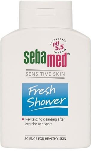 Sebamed Sensitive Skin Fresh Shower odświeżający żel pod prysznic 200ml