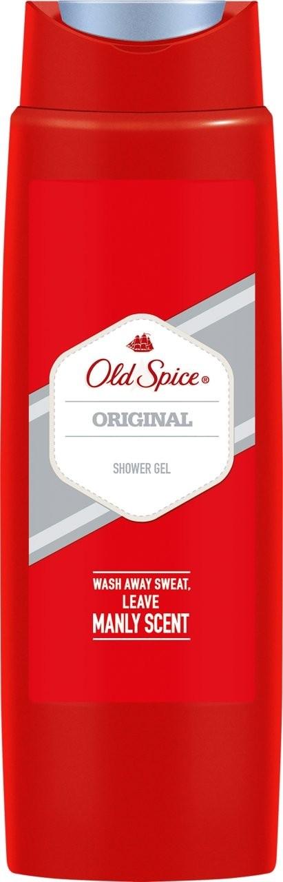 Old Spice Procter&Gamble Original Żel pod prysznic dla mężczyzn 250 ml 51608