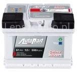 Autopart Galaxy Silver 12V 60Ah 590A P+