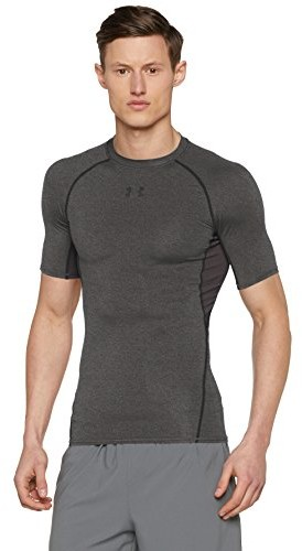 Under Armour koszulka męska Heatgear do fitnessu, szary, L 1257468