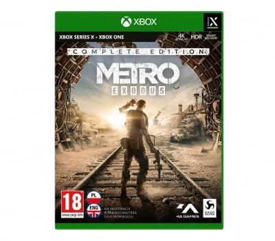 Metro Exodus Edycja Kompletna (GRA XBOX ONE)