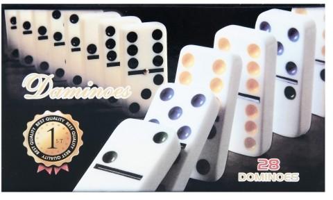 Mega Creative Domino Magn 19x11x3 Real pudełko 60