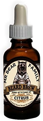 Mr. Bear Family Beard brew 30ML, , , MRB-001