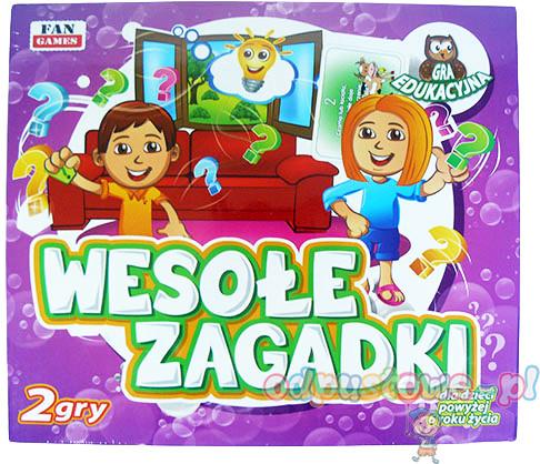 Fan Games Wesołe zagadki i podwodne przygody 2w1