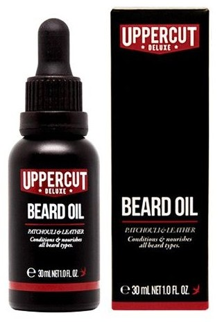 Uppercut Deluxe Beard Oil 30ml olejek do brody