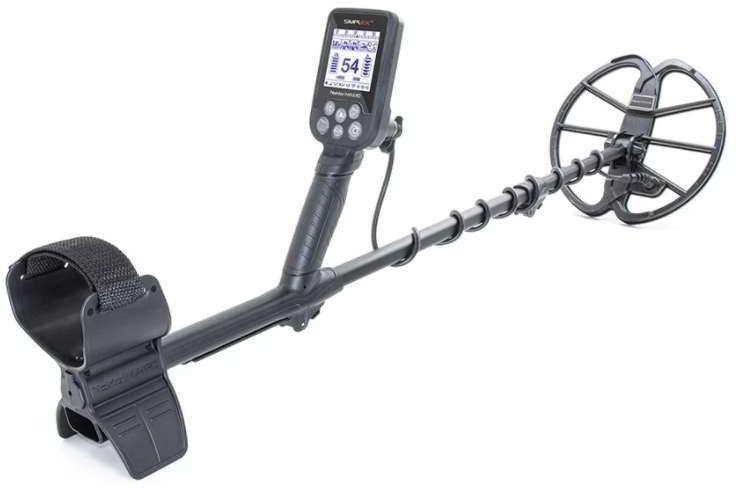 Nokta metal detectors Ręczny wykrywacz metali Nokta Simplex + 590532077