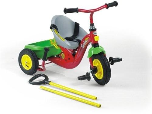 Rolly Toys rolly toys 091584 trójkołowy z drążkiem przesuwnym Swing Vario 91584