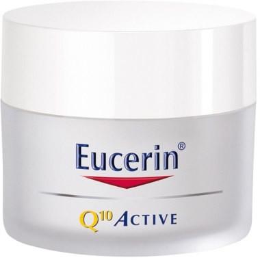 Eucerin Przeciwzmarszczkowy krem do twarzy na dzień - Q10 Active Day Cream Przeciwzmarszczkowy krem do twarzy na dzień - Q10 Active Day Cream
