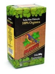 Pajarito Jamba Herbata Yerba Mate Organica Eko 500g