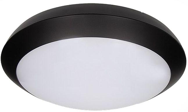 Orno Plafon PL-6045BLPMM4 Pasat LED z czujnikiem ruchu Czarny