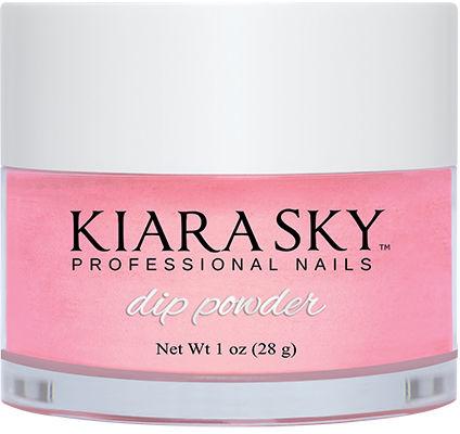 Kiara Sky Kiara Sky Dip powder D449 DRESS TO IMPRESS Manicure Tytanowy 637390560755