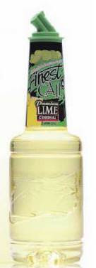Finest Call Mix bazowy Lime Cordial Finest Call LM03B Finest Call LM03B