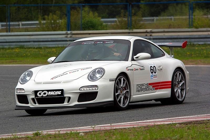 go racing Jazda Porsche 911 GT3 997 : Ilość okrążeń - 3, Tor - Tor Białystok, Usiądziesz jako - Kierowca
