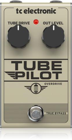 TC Electronic Tube Pilot Overdrive - efekt gitarowy typu overdrive