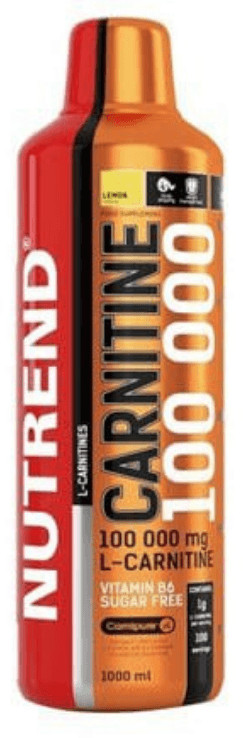 Nutrend Carnitine 100000 1000ml