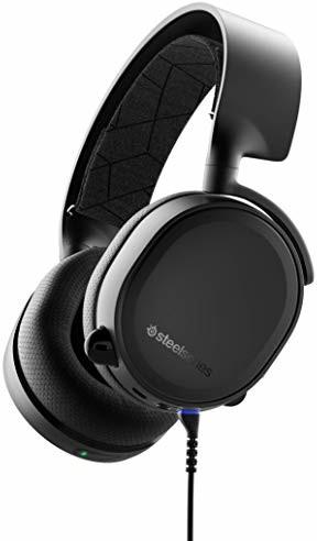 SteelSeries Arctis, zestaw słuchawkowy do gier 61509